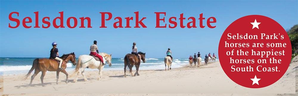 Beach Horse Rides KZN
