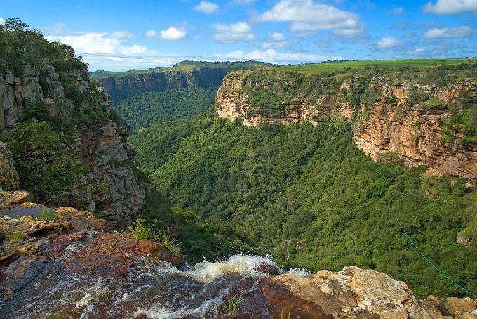Oribi Gorge View Sites