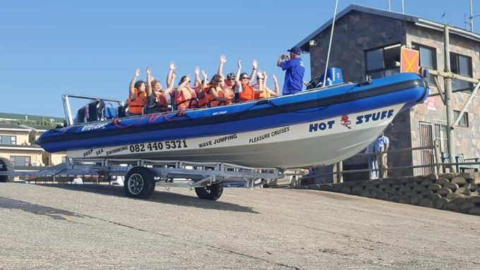 Shelly Fun Boat Rides